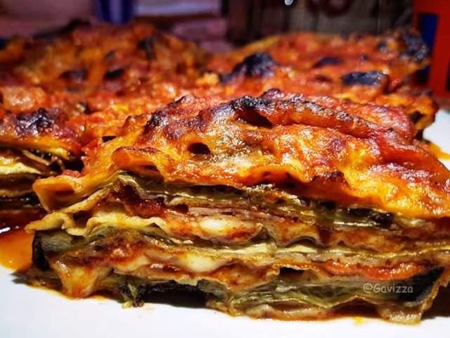 Best Pasta Bali Parmigiana