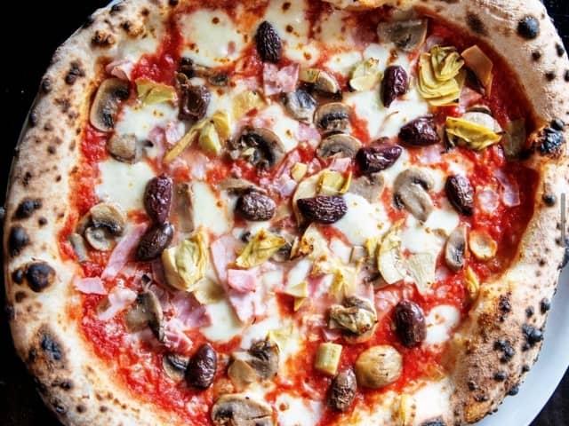Best Pizza Bali Capricciosa